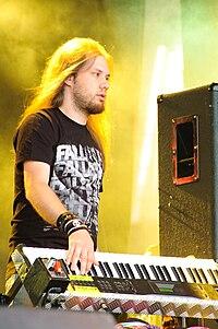 Janne Wirman - Ilosaarirock 2009.jpg