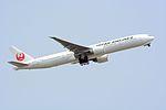 Japan Airlines, Boeing 777-300ER, JA741J - NRT.jpg