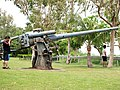 Japanese 120 mm AA gun on Corregidor Flickr 7607742236.jpg