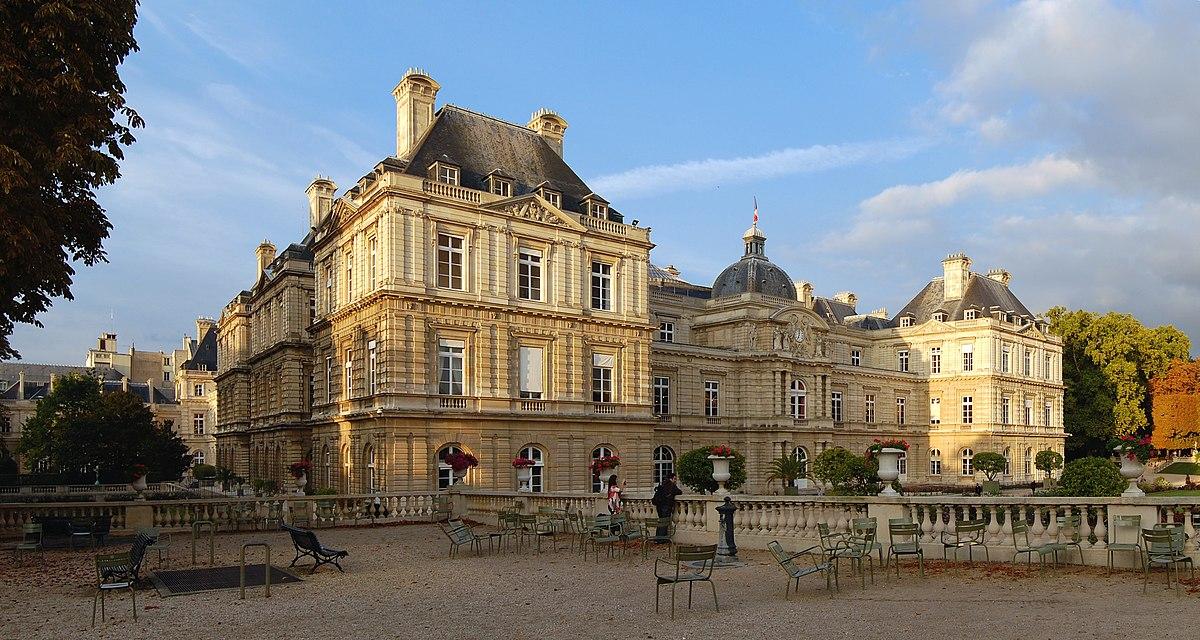 Luxembourg Palace - Wikipedia