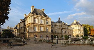 Luxembourg Palace Seat of the French Senate