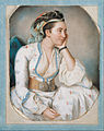 Jean-Étienne Liotard - A Woman in Turkish Dress - Google Art Project.jpg