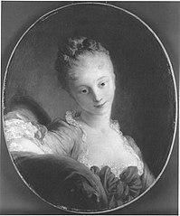 Bildnis einer jungen Dame (Marie-Madeleine Guimard ?)