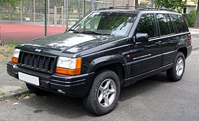 Jeep Grand Cherokee front 20080703.jpg