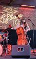 Jennifer Leitham Trio at the Lighthouse Cafe, 9 December 2012 (8260424878).jpg