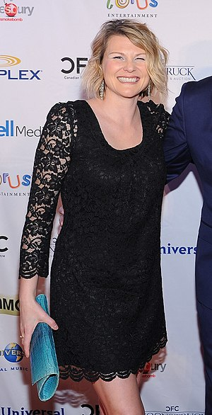 Jennifer Robertson - Robertson in 2016