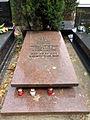 Jerzy B Toeplitz - Izabela Toeplitz - Ewa Toeplitz - Cmentarz Wojskowy na Powązkach (198).JPG