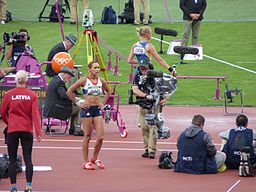 Jessica Ennis Olympic Stadium, Friday 3 August