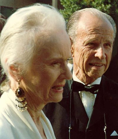 Hume Cronyn, Canadian-American actor