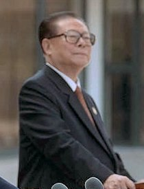 Jiang Zemin 2001