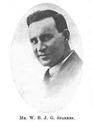 Jim Sparkes - Image: Jim Sparkes Queensland politician