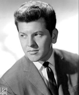 Jimmy Clanton American pop singer
