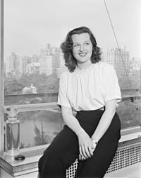 Jo Stafford, ca. July 1946 (William P. Gottlieb 08111).jpg