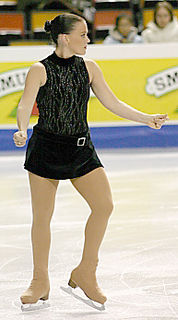 Joanne Carter Australian figure skater