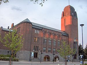 Joensuu - Joensuu City Hall