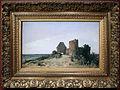 Johan barthold jongkind, rovine del castello di rosemont, 1861.JPG
