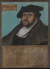 Johann I (1468–1532), the Constant, Elector of Saxony