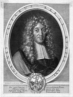 Johann Caspar Kerll German composer and organist