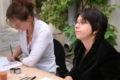Johanna Schipper and Cecile Chicault 20060916 Festival Delcourt 01.jpg
