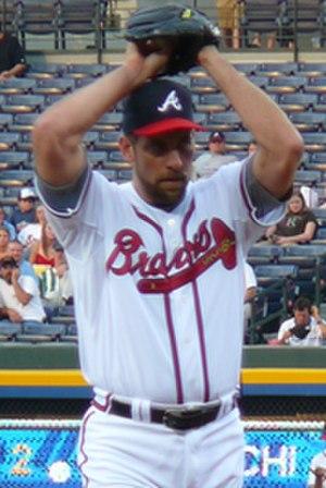 John Smoltz - Smoltz in 2007