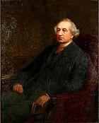 John A Macdonald 1890 painting by Robert Harris