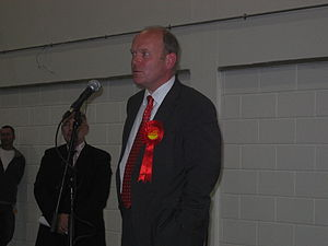 Mayor of Tower Hamlets - Image: John Biggs Labour politician London