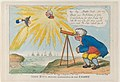 John Bull Making Observations on the Comet Met DP884701.jpg
