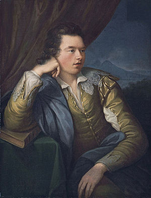 John Campbell, 1st Marquess of Breadalbane - The Marquess of Breadalbane by Angelica Kauffman.