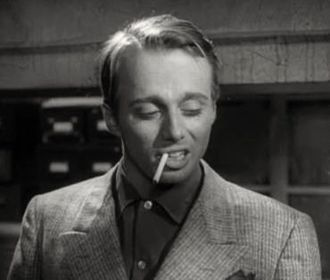 John Davis Chandler - Chandler in the trailer for Mad Dog Coll (1961)