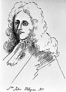 John Floyer (physician) English physician