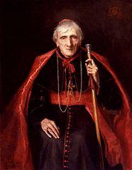 Znalezione obrazy dla zapytania Kardynał Jan Henryk Newman