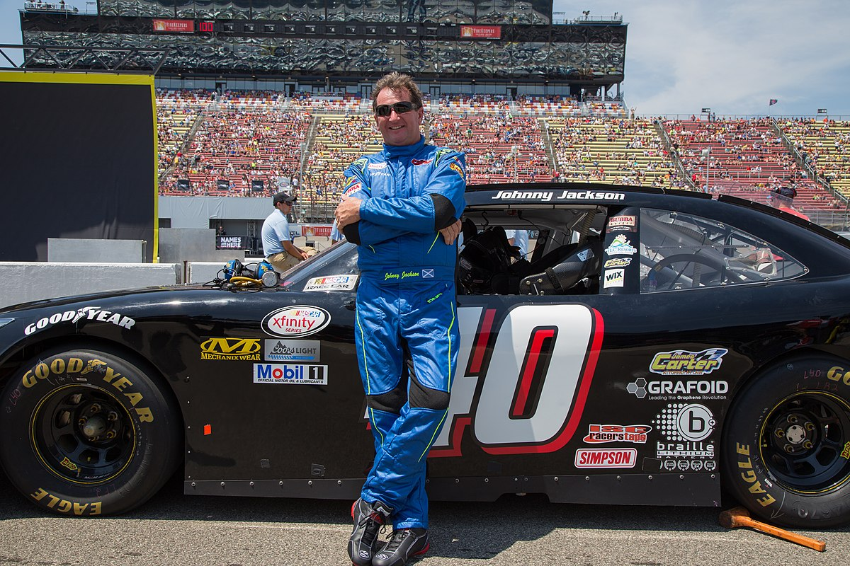 Best Car In The World >> John Jackson (racing driver) - Wikipedia
