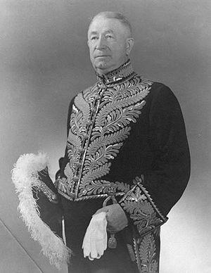 John Michael Uhrich - John Michael Uhrich during his time as Lieutenant Governor of Saskatchewan