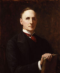 John morley wikipedia portrait of lord morley of blackburn by walter william ouless sciox Choice Image