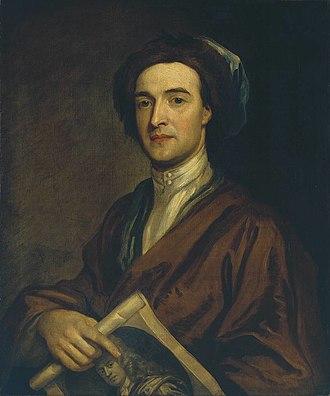 John Smith (engraver, born 1652) - John Smith in 1696