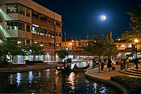 John Wark - Pueblo Riverwalk at Night.jpg