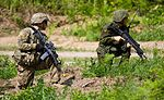 Joining forces, Bilateral training conducted in Lithuania 150716-A-FJ979-011.jpg