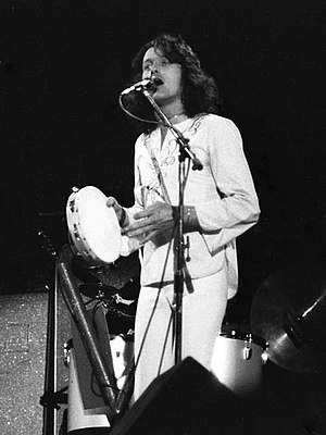 List of lead vocalists wikivisually yes band jon anderson in 1973 malvernweather Image collections
