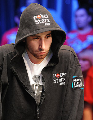 Jonathan Duhamel - Duhamel at the final table of the 2010 World Series of Poker Main Event