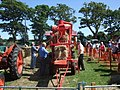 Jones Baling Machine Southern Agricultural Show 2009 - geograph.org.uk - 1475570.jpg