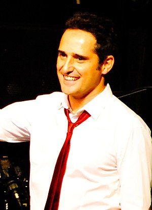 Jorge Drexler - Drexler performing in Santiago, Chile on September 25, 2010.