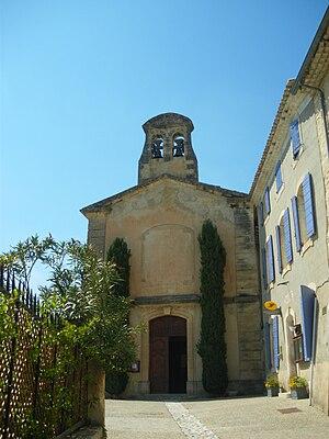 Joucas - Image: Joucas église