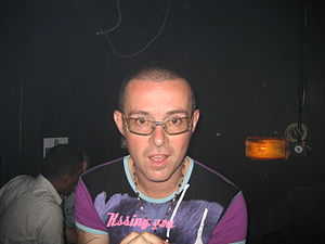 Judge Jules - Judge Jules at 'The Gallery'. Turnmills – Friday 22 September 2006