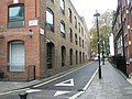 Junction of Crawford Place and Homer Row - geograph.org.uk - 1045263.jpg