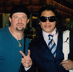 Juventud Guerrera with Paul Billets.jpg