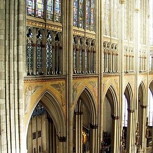 Triforium - Triforium in the Cologne Cathedral