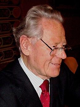 Hans Küng, photo Wikipedia commons