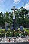Kříž na hřbitově, Svitávka, okres Blansko.jpg