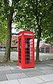 K6 telephone box, Hamilton Street.jpg