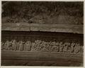 KITLV 28255 - Isidore van Kinsbergen - Relief on the west side of Panataran, Kediri - 1867-02-1867-06.tif